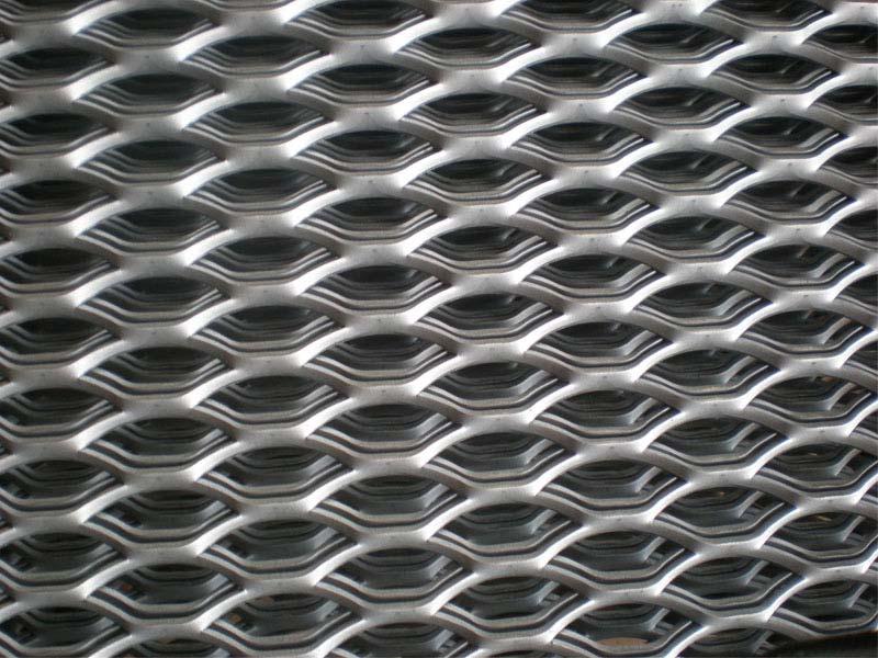Лист просечно-вытяжной (ПВЛ) из нержавеющей стали