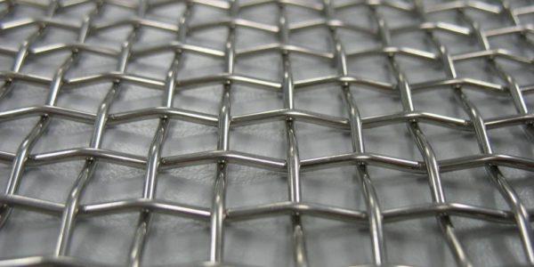 Сетка тканная из нержавеющей стали