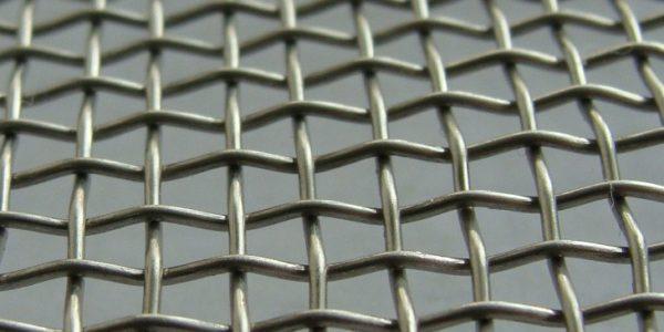Сетка тканная нихромовая